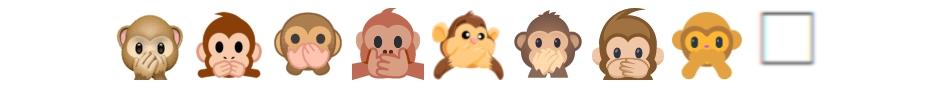 Unterschiedliche Darstellung von Emojis