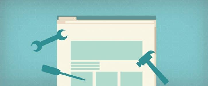 Perfekte Newsletter Landingpage