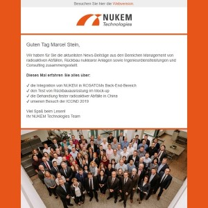 NUKEM-newsletter