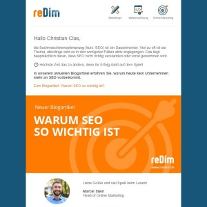 reDim-newsletter